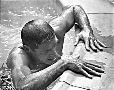 the character and actions of the main character neddy merrill in john cheevers novel the swimmer John william cheever (may 27, 1912 his main themes include the duality of human nature: sometimes dramatized as the disparity between a character's deco express.