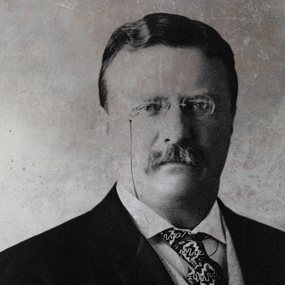 a look at the imperial presidency of theodore roosevelt The history of the presidency  both theodore roosevelt (president from 1901 to 1909) and woodrow wilson (president from 1913 to 1921) believed in a strong.