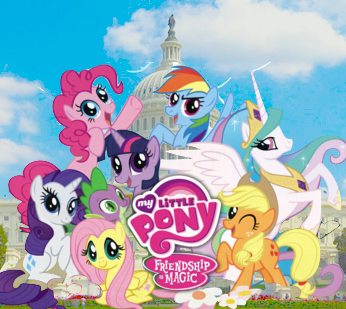 A Look at the Political Culture of My Little Pony