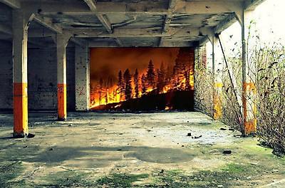 Fire Falls New Graphic