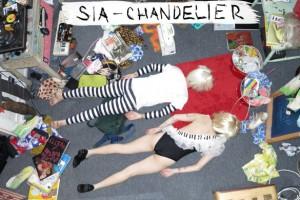 Sia Chandelier